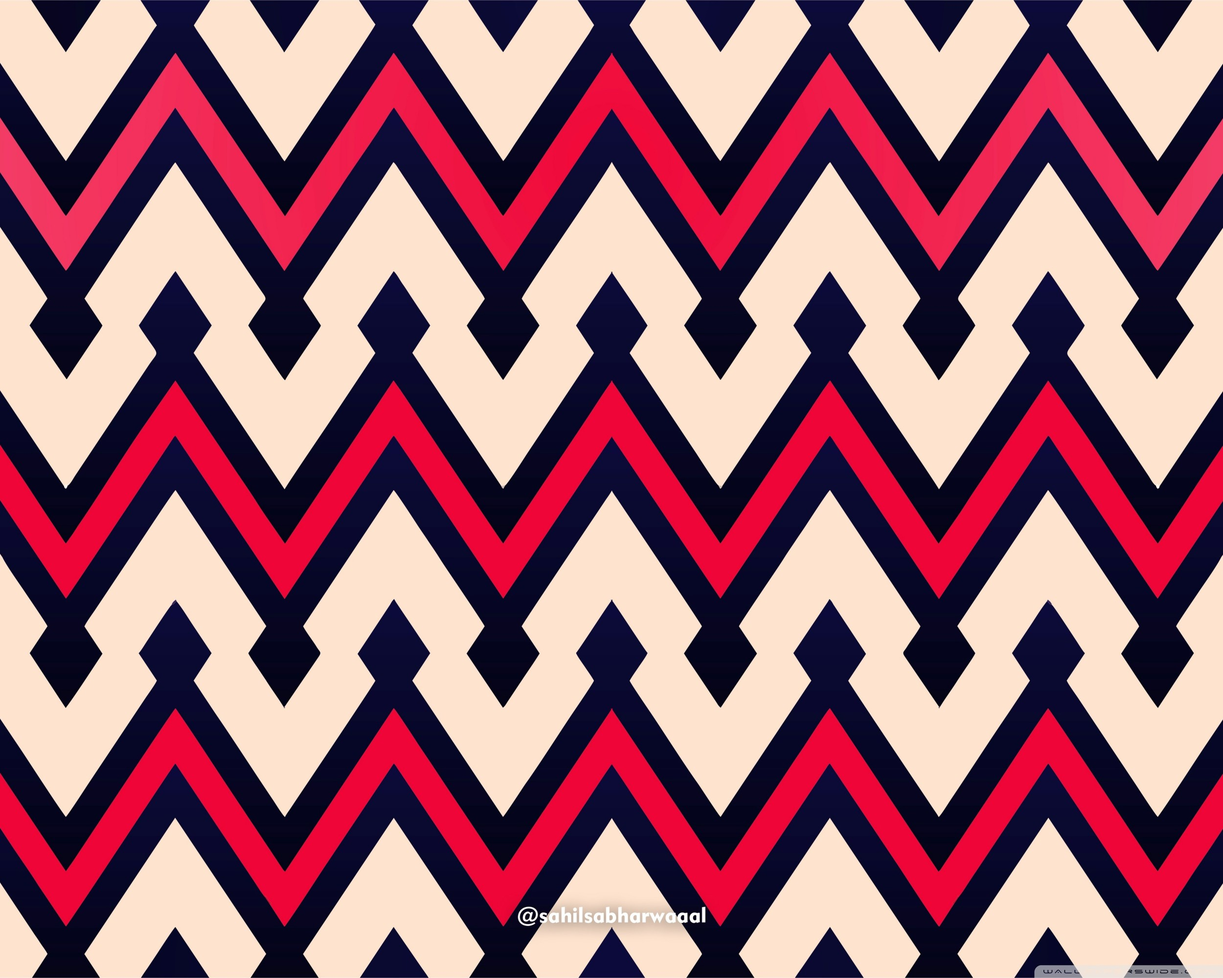 chevron pattern background - HD 1440×900