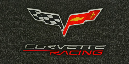 Corvette C6 Logo NIB C6 Corvette Racing Double 500x250