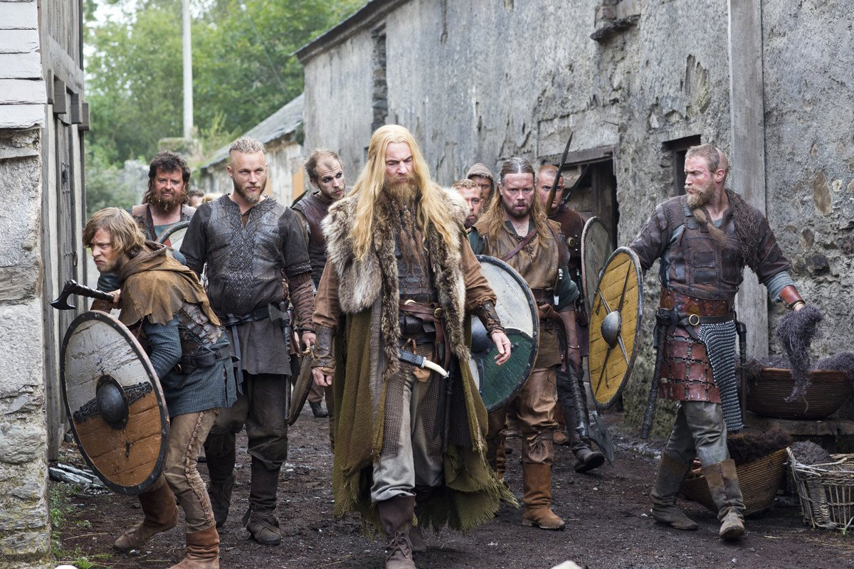 Vikings Wallpaper 1280x800 1200x800