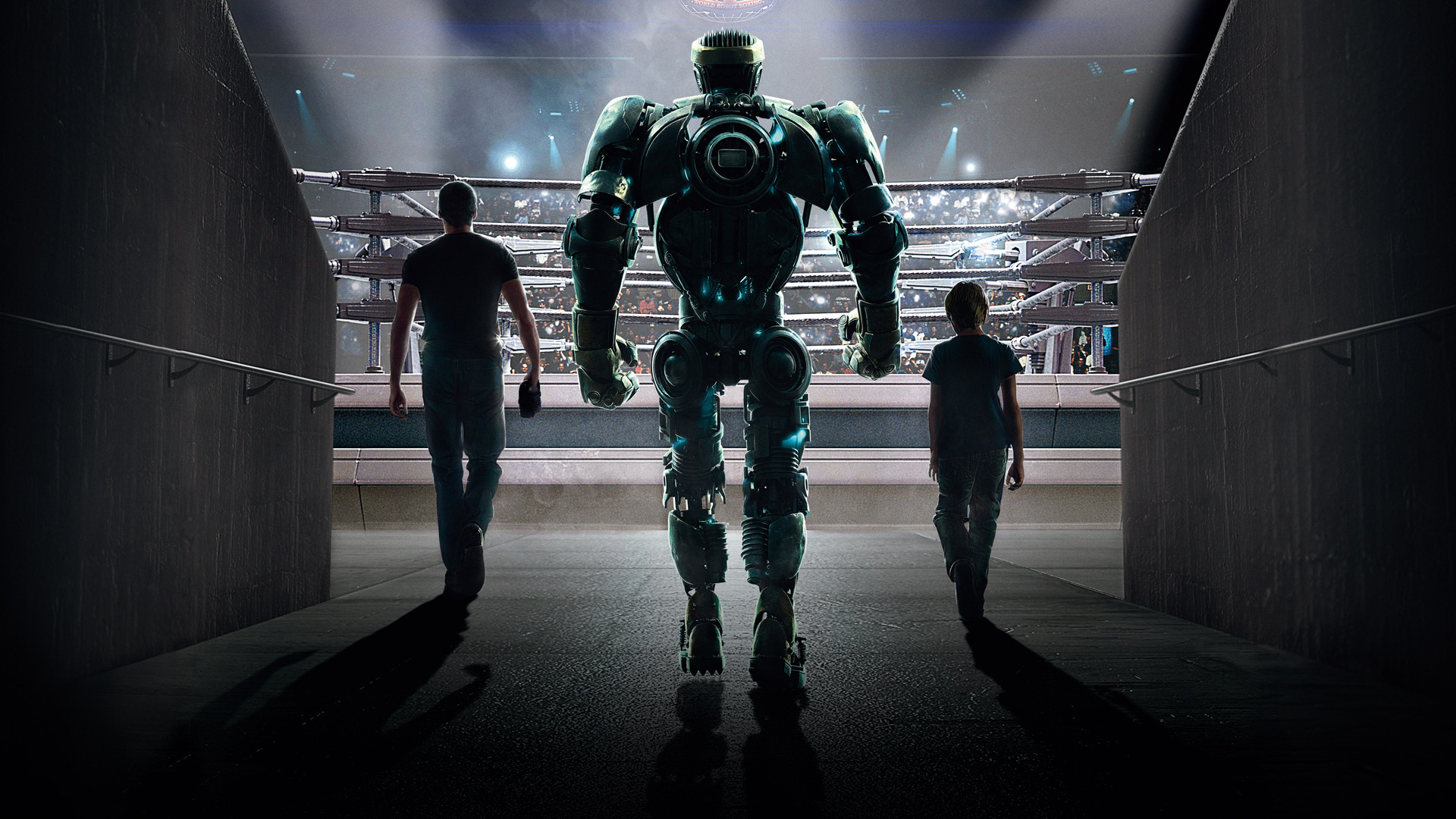 REAL STEEL robot mecha wallpaper background 1920x1080