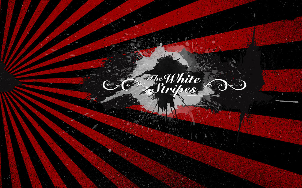 The White stripes Wallpaper by FacelessRebel 1024x640