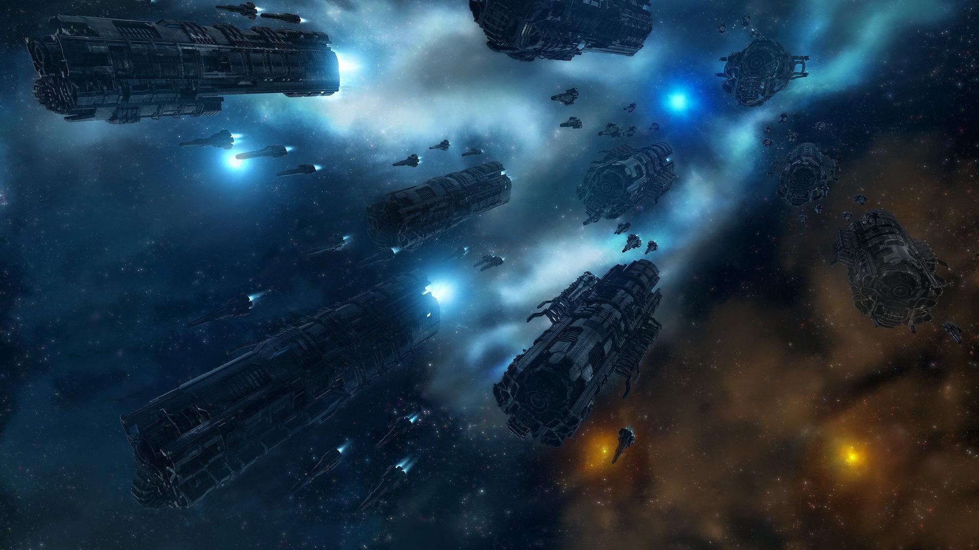 Space War Wallpaper