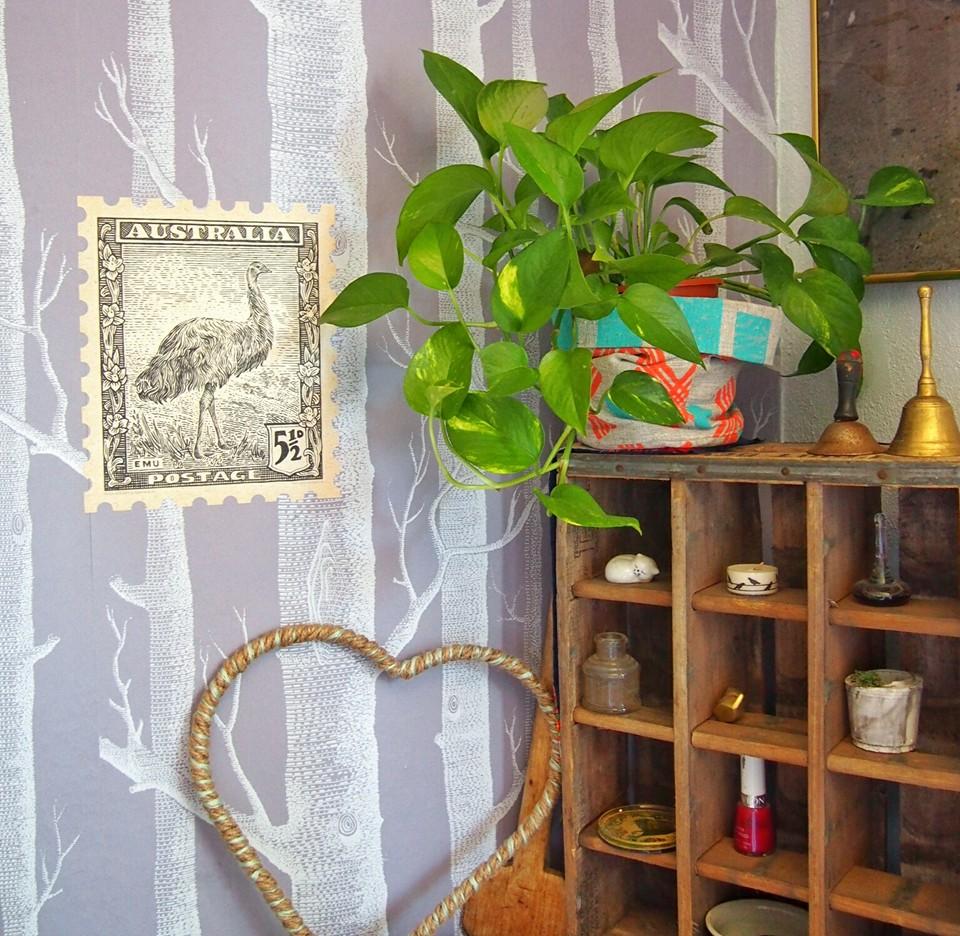 Quercus co Australian Wallpaper Fabric Design Art for your walls 960x936