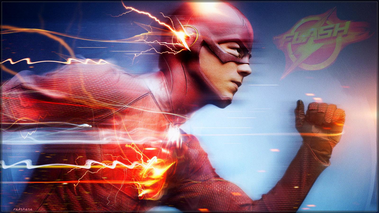 The Flash   The Flash CW Wallpaper 37656146 1600x900