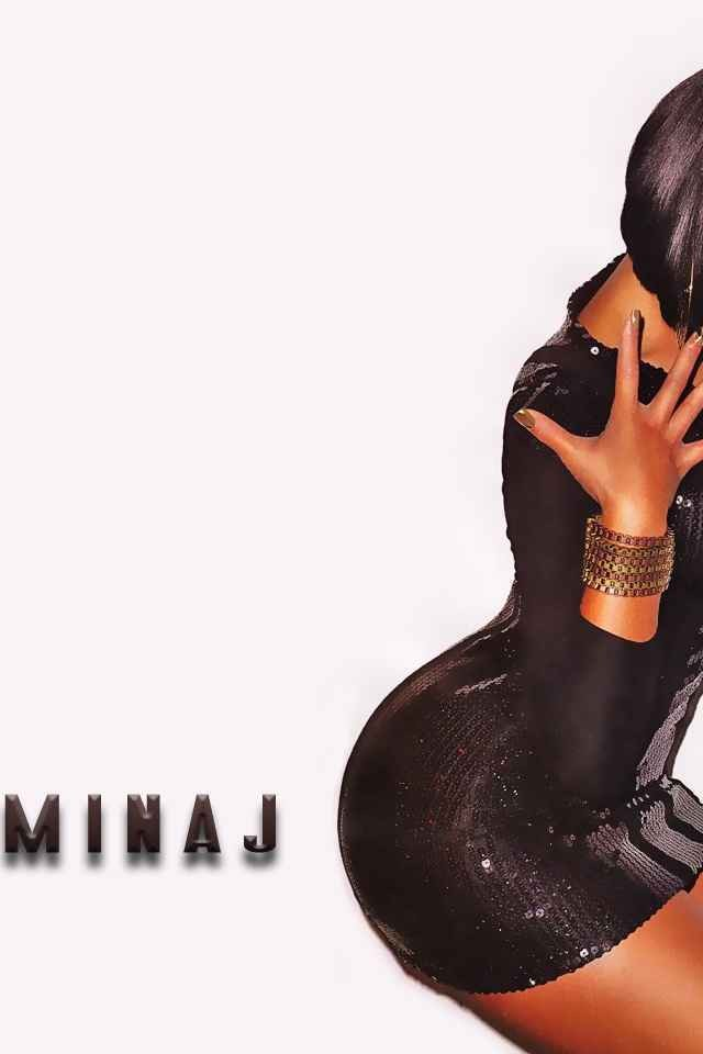 Nicki Minaj HD 11 Rap Wallpapers 640x960
