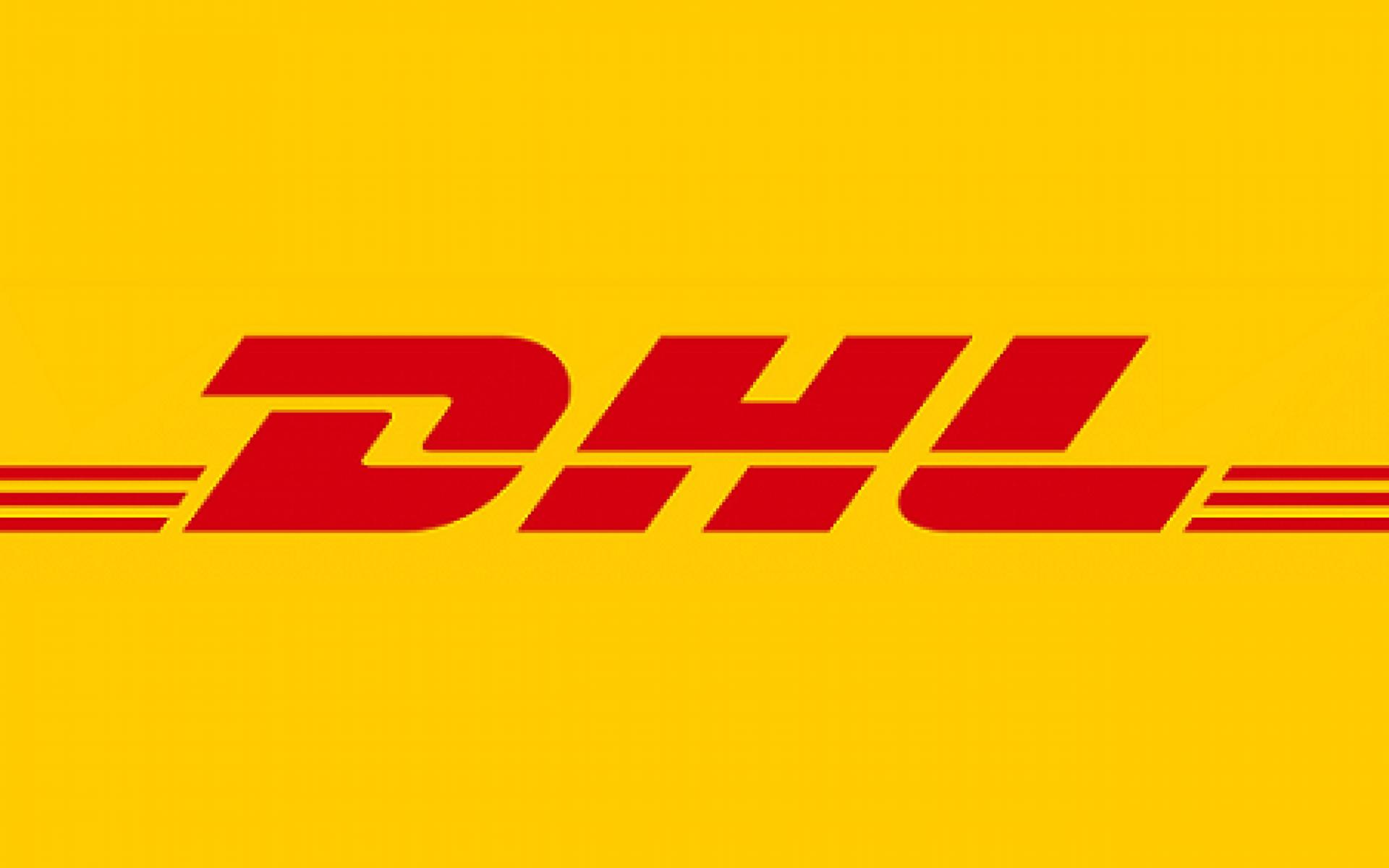 DHL Company Logo Wallpaper PaperPull 1920x1200
