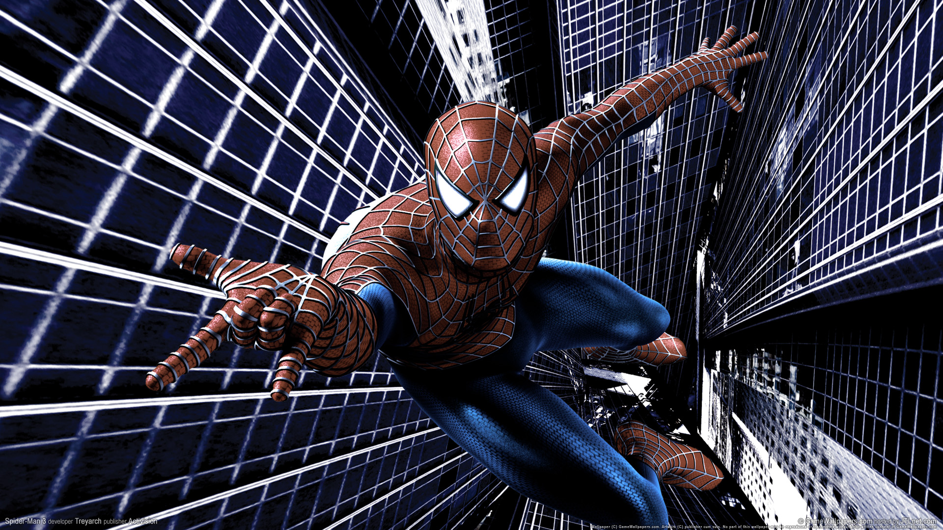 [46+] Spiderman Wallpaper 1080p on WallpaperSafari