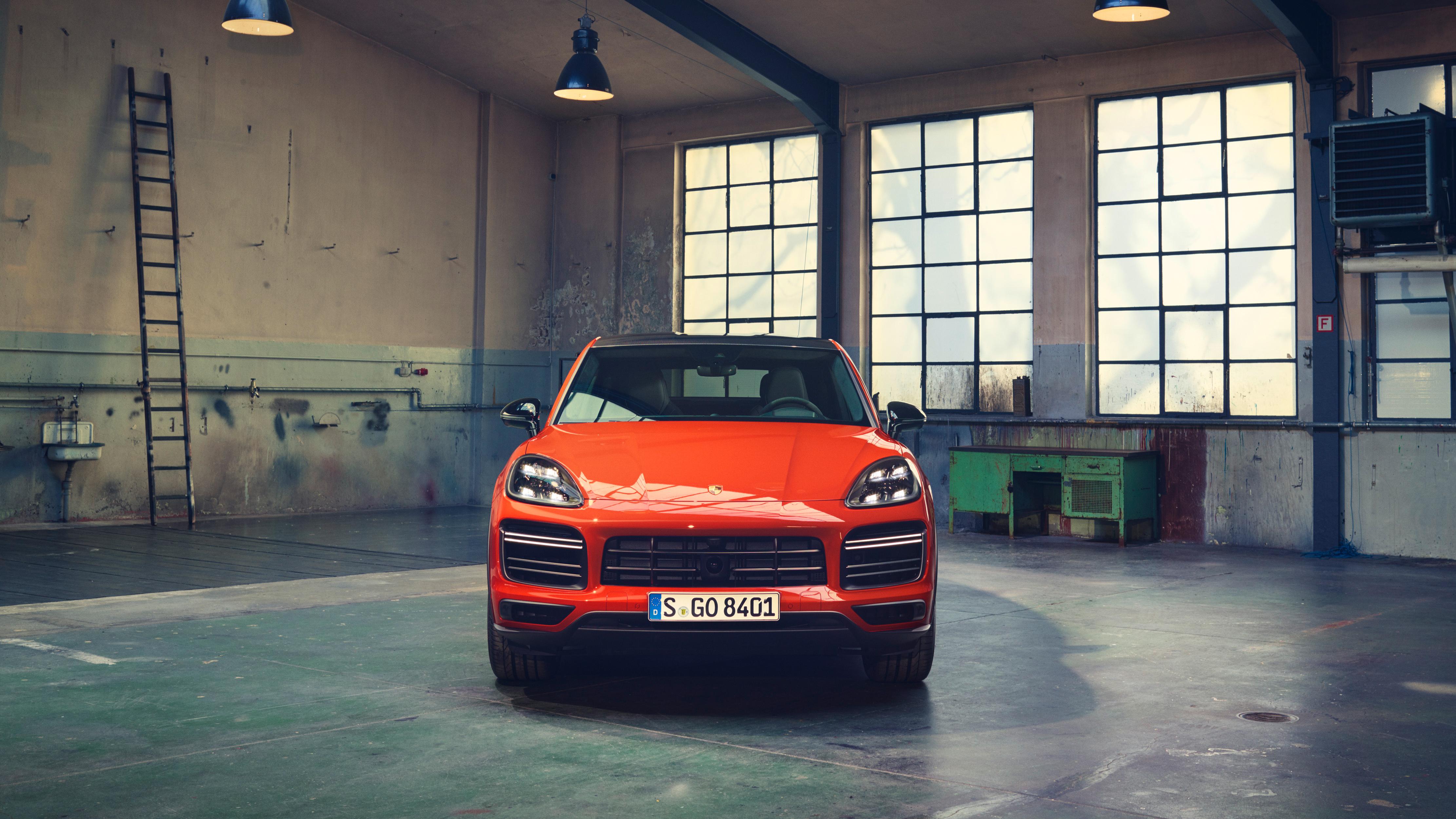 Porsche Cayenne Turbo Coupe 2019 4K Wallpaper HD Car Wallpapers 4444x2500