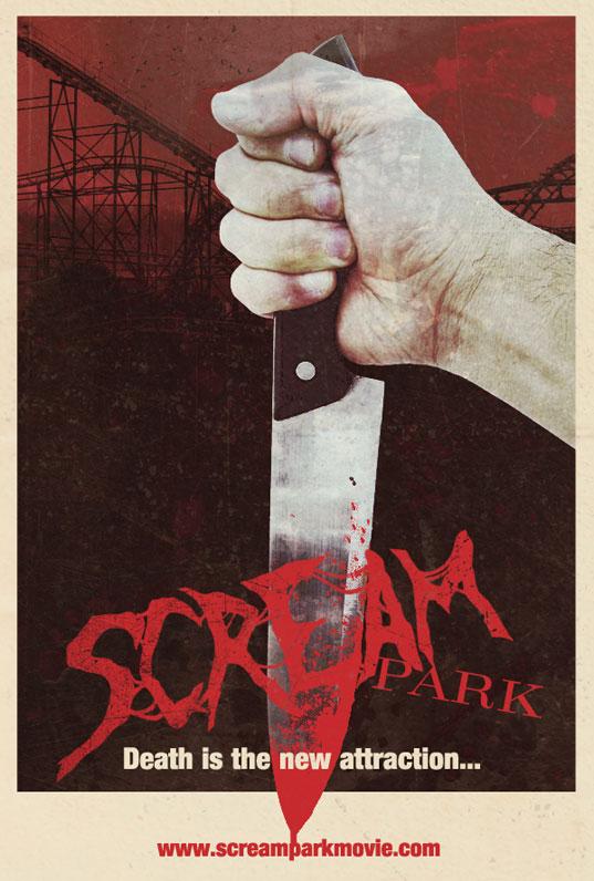 80s Horror Movie Wallpaper Scream park 80s style slasher 537x796