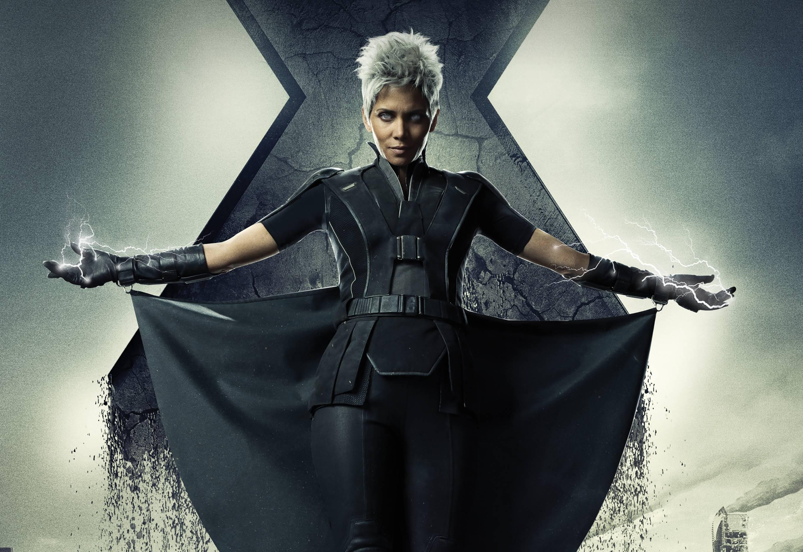 Download Storm X Men Movie Wallpapers 2723x1872