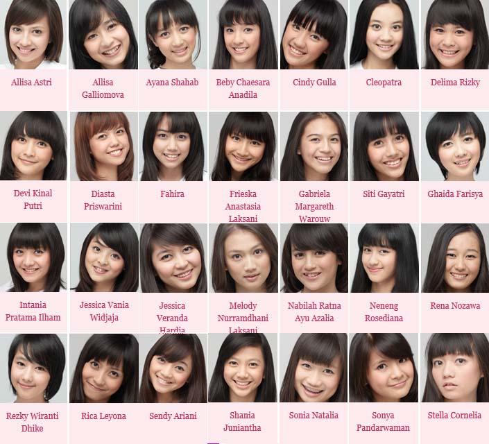 Foto Wallpaper JKT48 Keren Terbaru   JKT48 IG 705x640