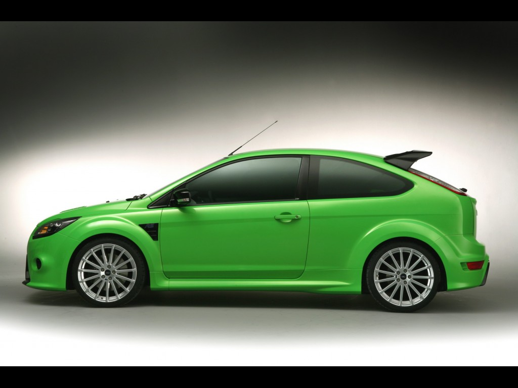 Ford Focus RS photos and wallpapers   tuningnewsnet 1024x768