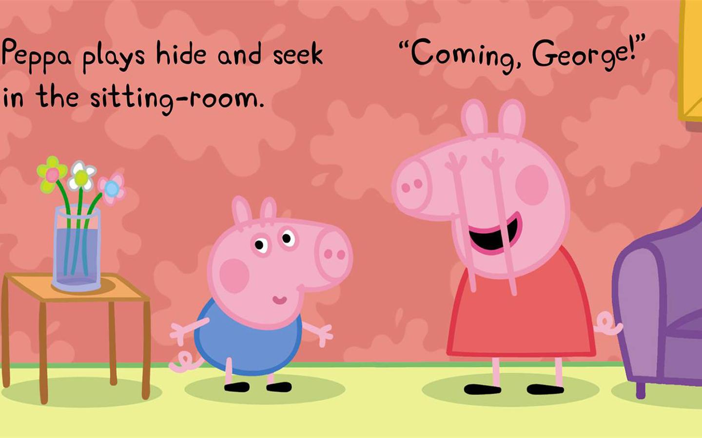 peppa pig Computer Wallpapers Desktop Backgrounds 1440x900 ID 1440x900