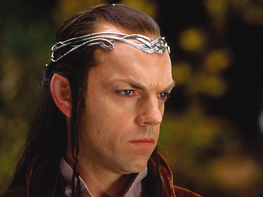 Lord Elrond   Lord Elrond Peredhil Wallpaper 37887399 1024x768