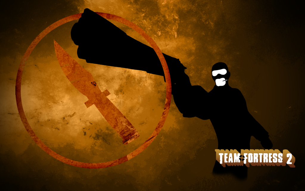 TF2  Spy Wallpaper by ShoePanther 1024x640