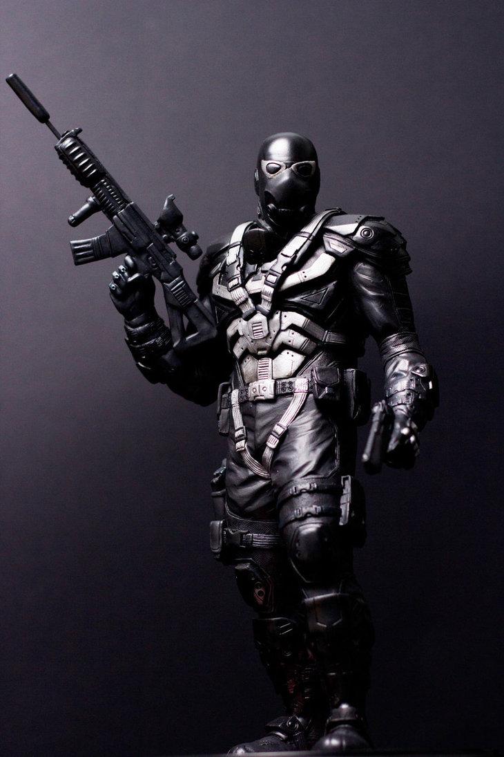 Agent Venom by EdgePang 730x1095