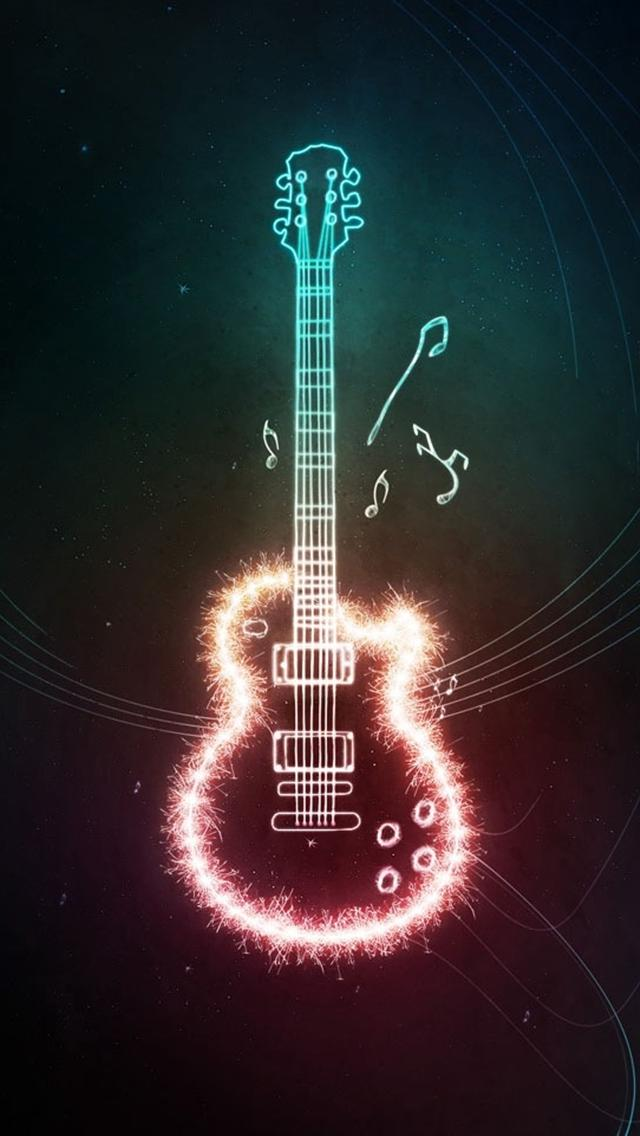 49 Guitar Iphone Wallpaper On Wallpapersafari