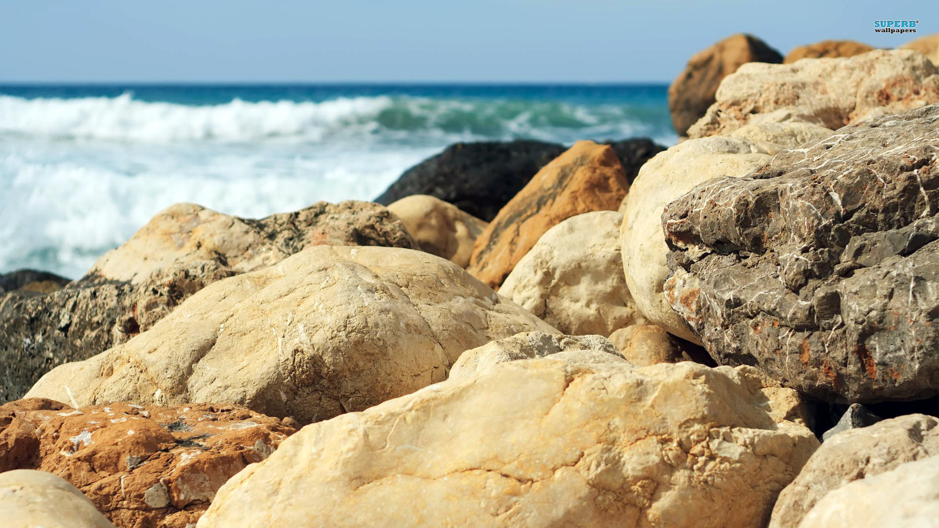 33 Beach Stones Wallpapers On Wallpapersafari