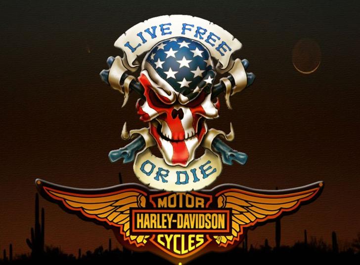 Ipad Iphone Hd Wallpaper Free: Harley Davidson Wallpaper For IPad
