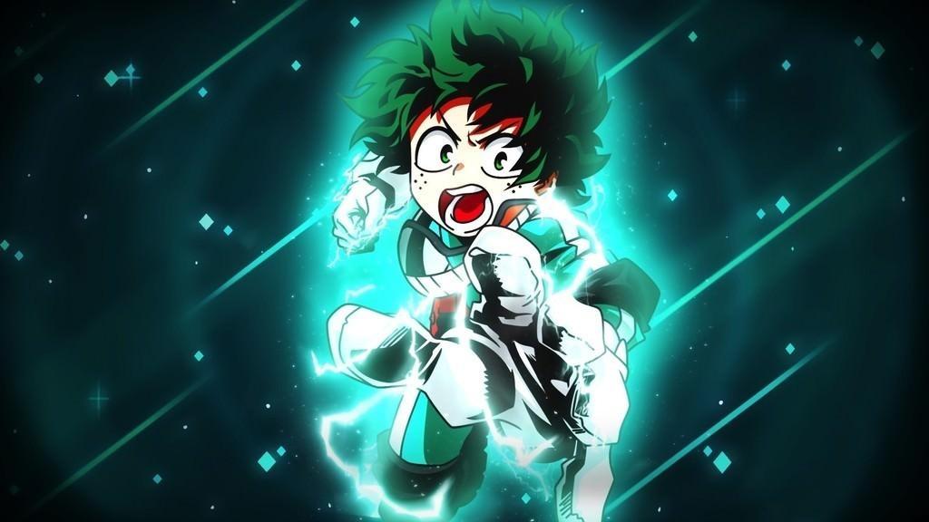 Free Download Izuku Midoriya Boku No Hero Academia