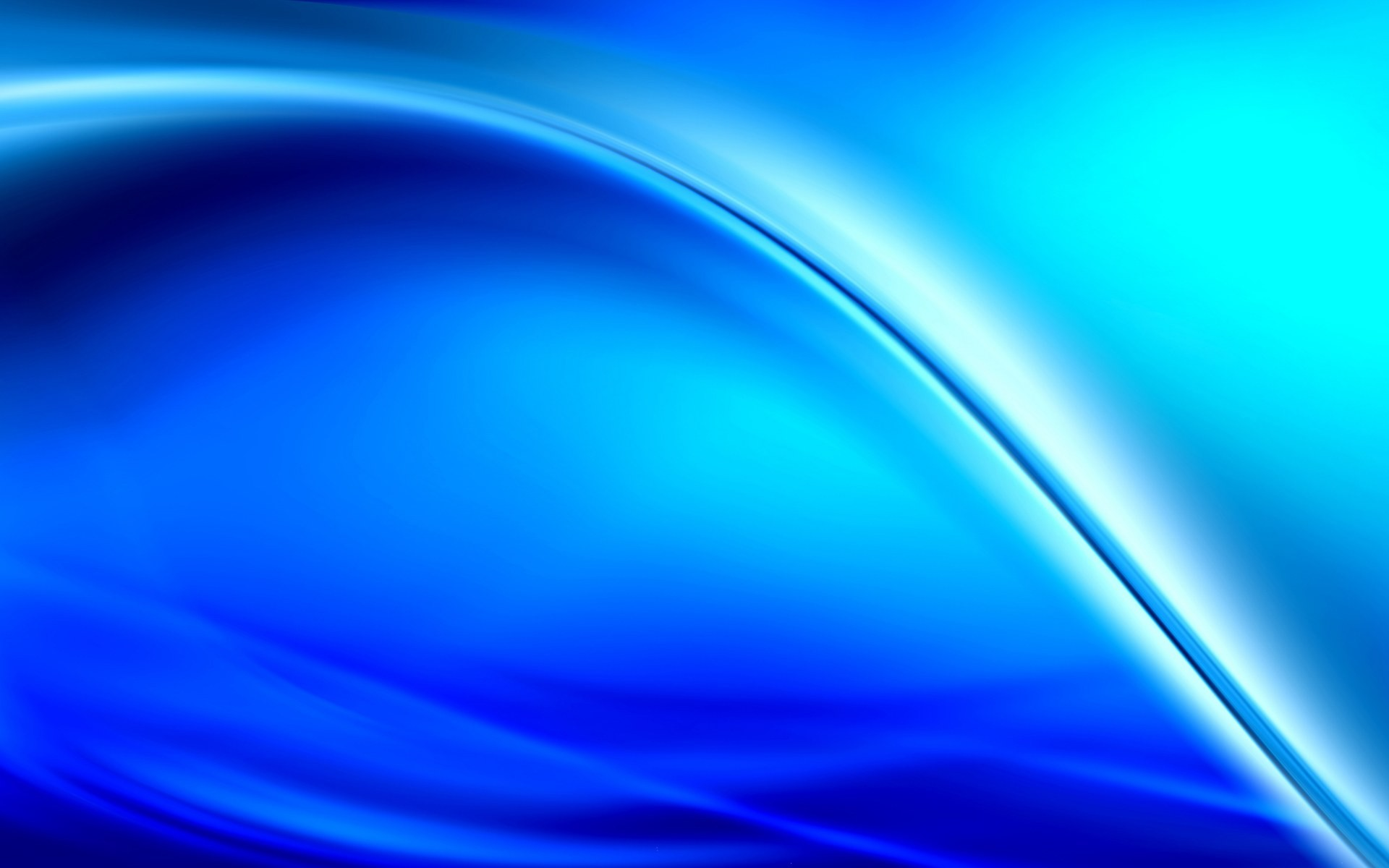 Hd Abstract Blue Background: Bright Blue Wallpaper