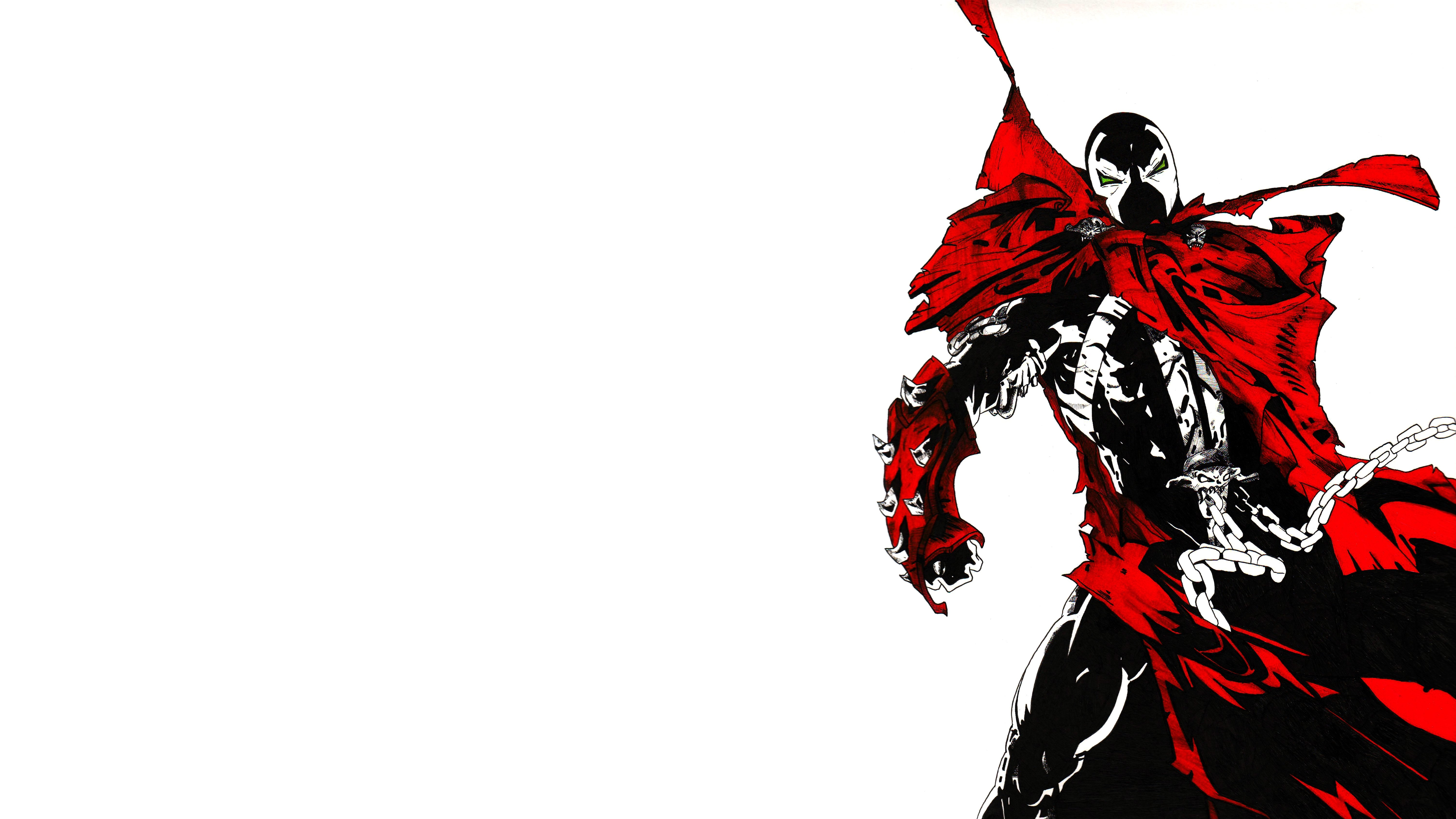 Spawn Computer Wallpapers, Desktop Backgrounds | 6000x3375 | ID:465467