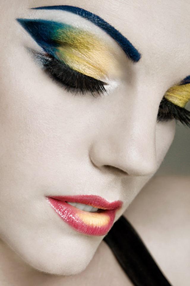 49 Makeup Wallpaper For Iphone On Wallpapersafari