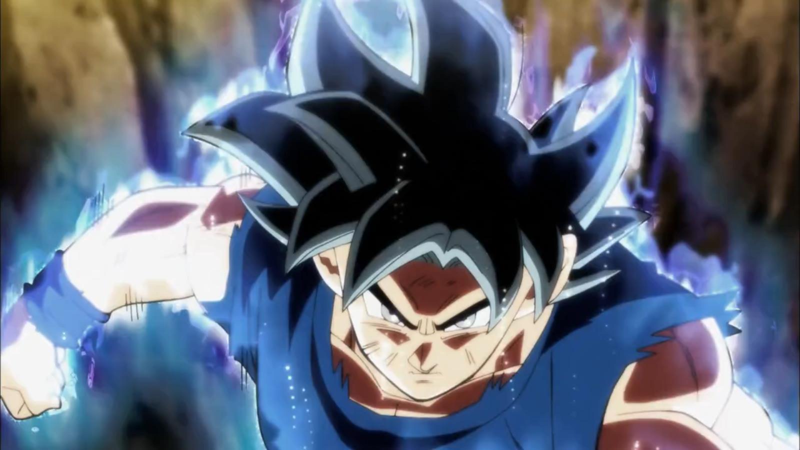 Dragon Ball Super Reveals Gokus New Form Ultra Instinct 1600x900