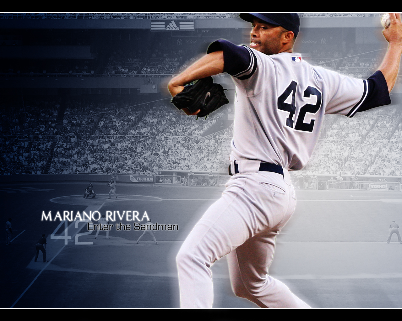 Mariano Rivera Wallpaper | Flickr - Photo Sharing!