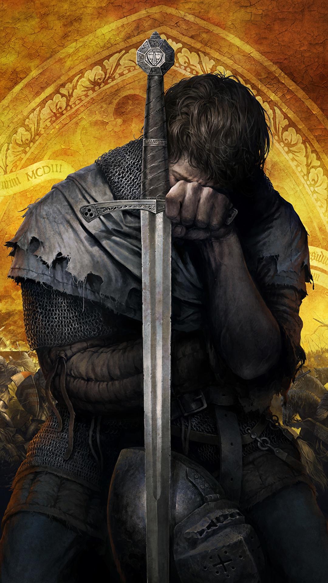 Photo Kingdom Come Deliverance Armor Swords Warriors 1080x1920 1080x1920