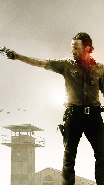 The Walking Dead Wallpaper [iPhone 5] iPhone Wallpaper 361x640