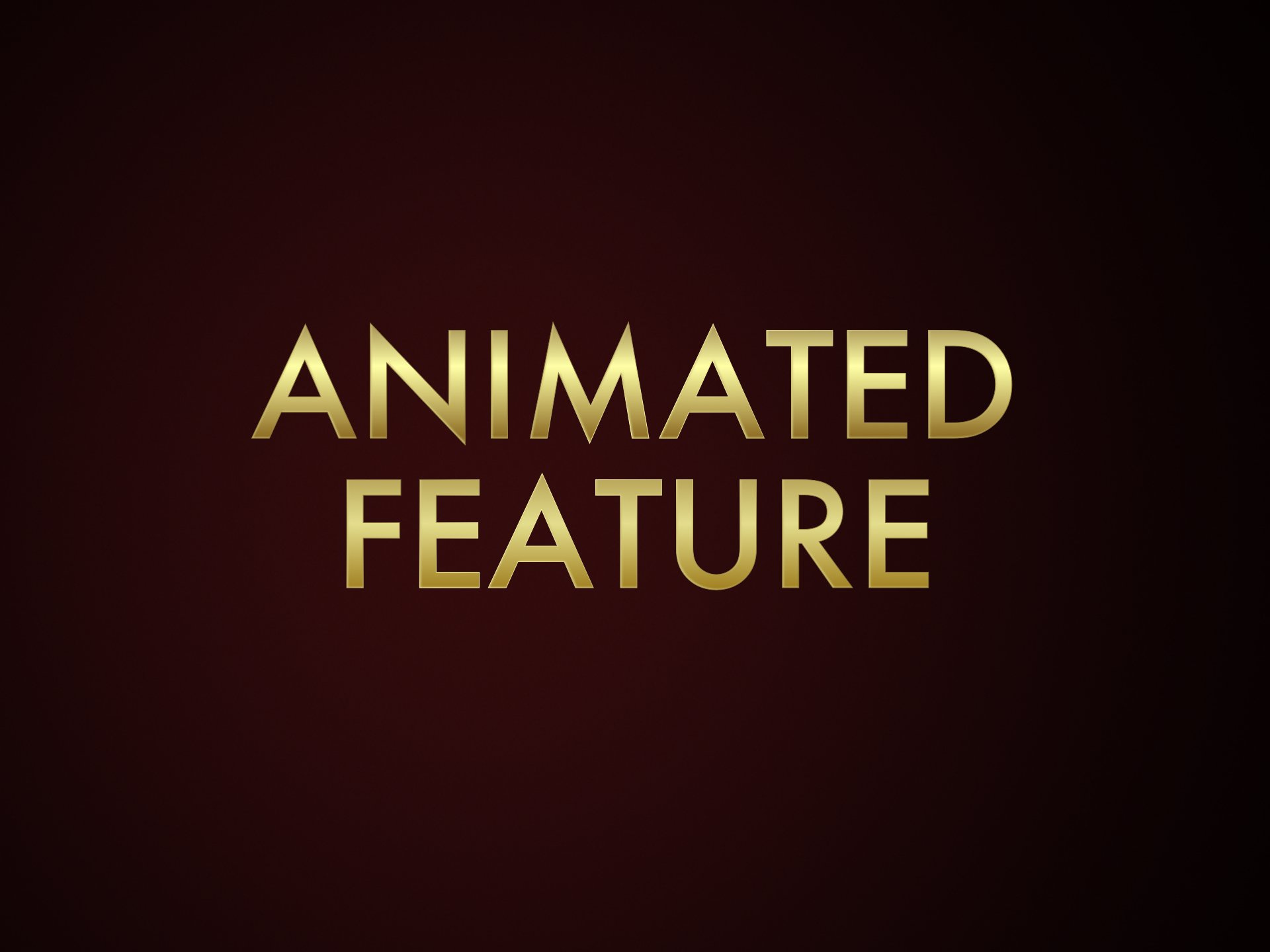 Animated Feature Film Oscar Nominations 2020   Oscars 2020 1920x1440