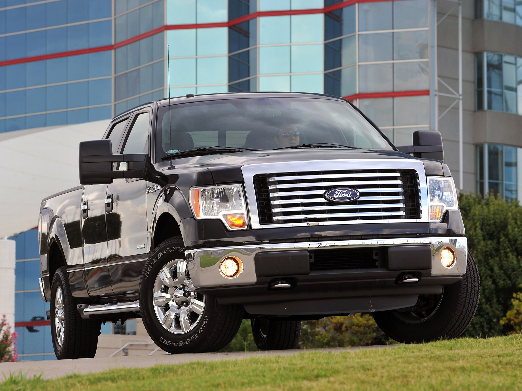 2011 Ford F 150 truck 4x4 f wallpaper background 2048x1536