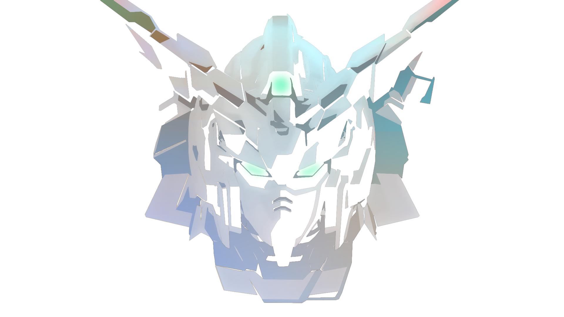 Hd Gundam Themes: [72+] Unicorn Gundam Wallpaper On WallpaperSafari