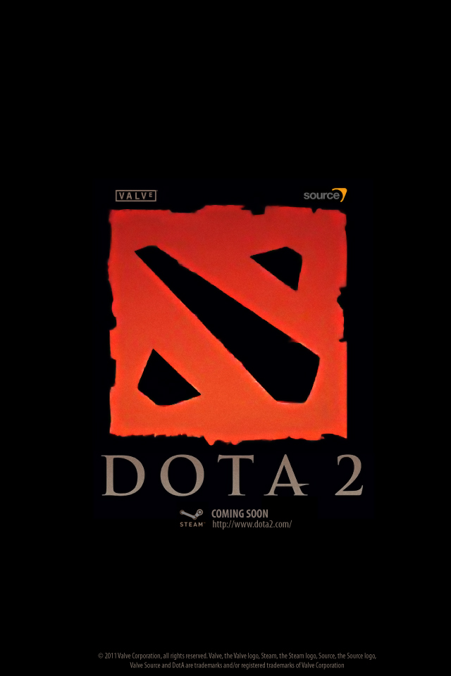 dota 2 iphone 4 wallpaper phone wallpapers 640x960