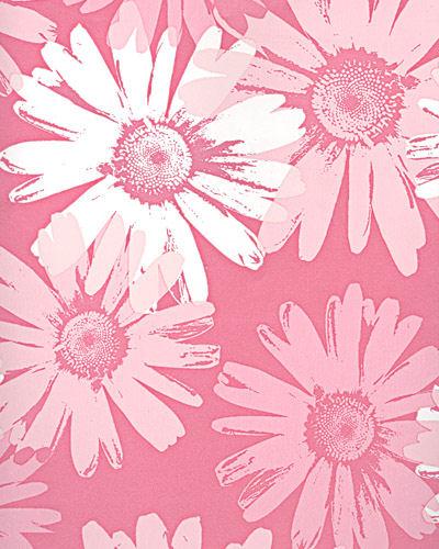 Hot Pink Metallic Wallpaper   Wall Sticker Outlet 400x500