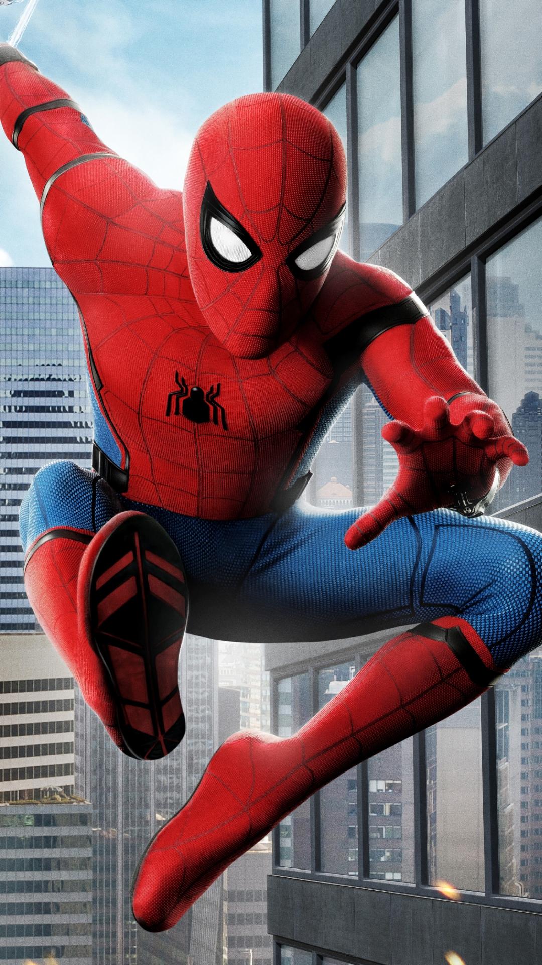 MovieSpider Man Homecoming 1080x1920 Wallpaper ID 685322 1080x1920