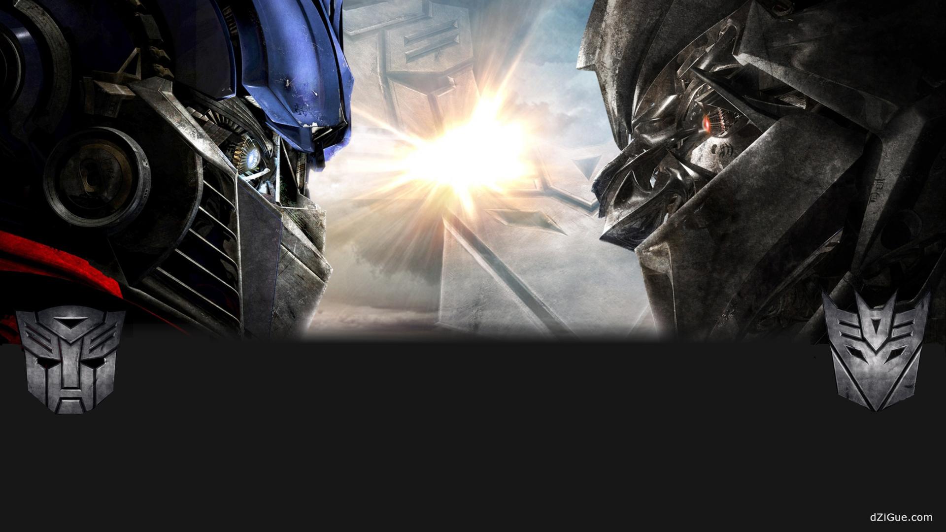 Autobots vs Decepticons Les Transformers sur votre Freebox 1920x1080