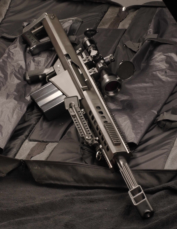 guns weapons sniper rifles Barret M82A1 50 cal Wallpapers 2318x3000