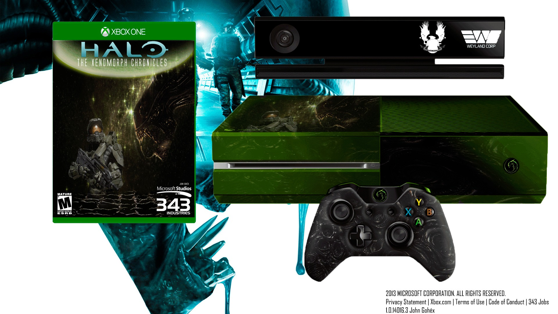 Halo 5 Xbox One Xbox one edicin limitada 1920x1080
