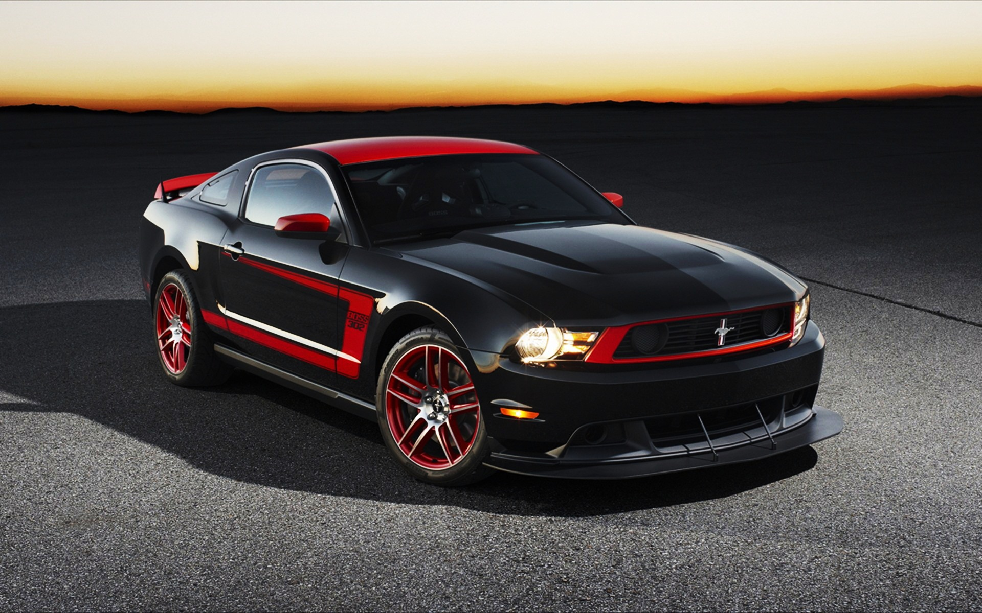 2012 Ford Mustang Boss Wallpapers HD Wallpapers 1920x1200
