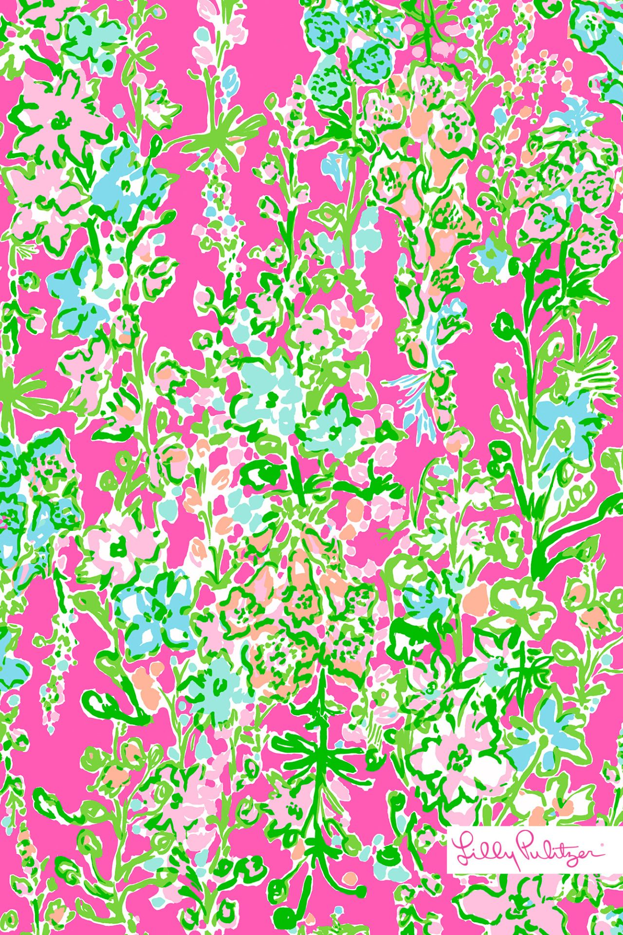 Lilly Pulitzer Southern Charm mobile wallpaperCheck out the rest 1280x1920