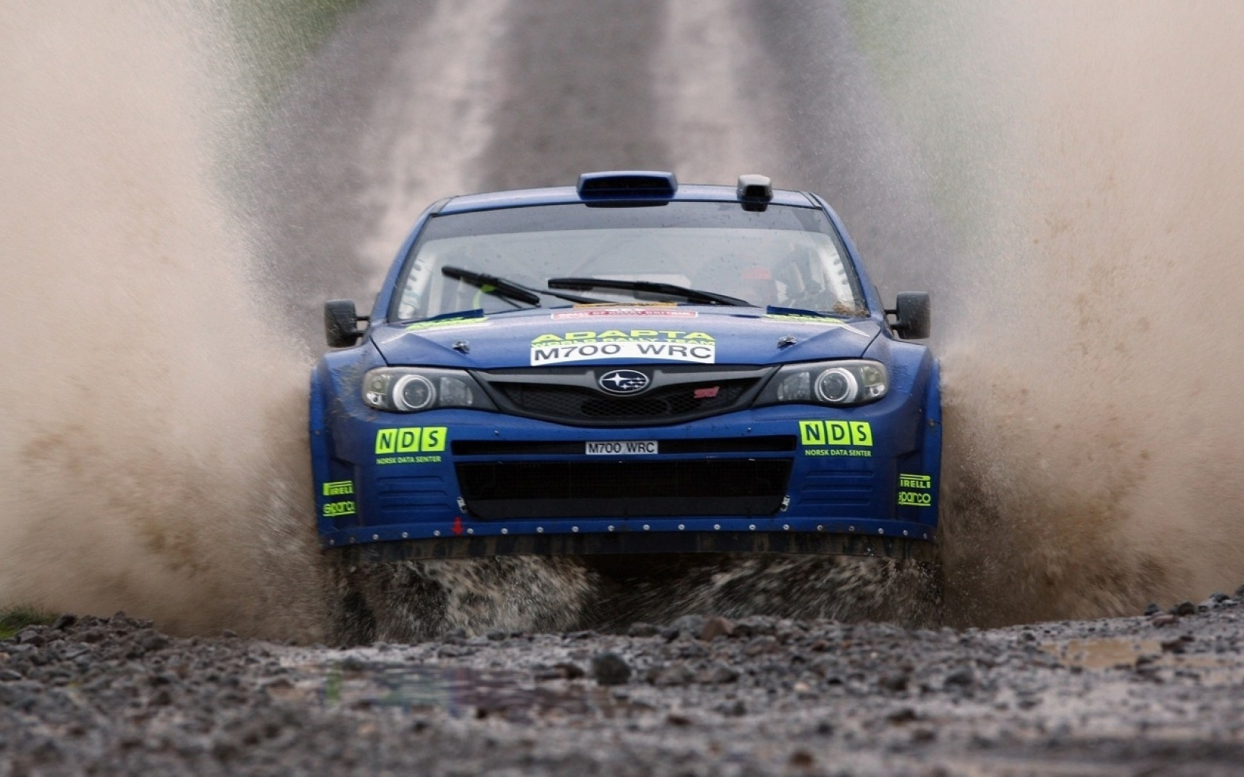 Wallpaper subaru impreza subaru rally dirt car desktop wallpaper 2560x1600