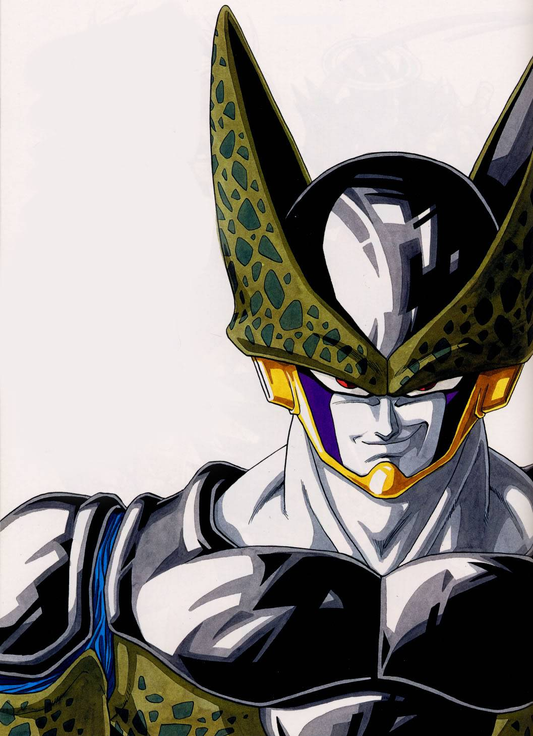 CELL   Dragon Ball Z Wallpaper 1057x1459