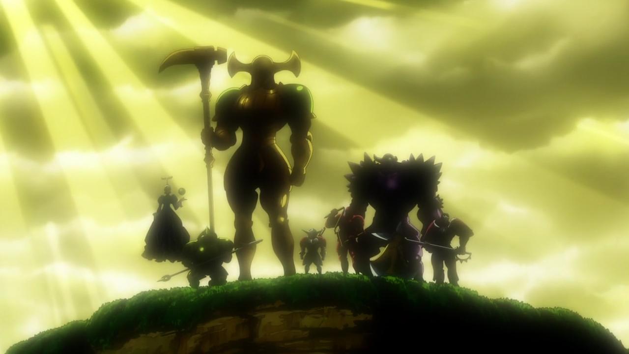 Meliodas Ban King and Diane vs Sage Madara and Juubito   Anime Vice 1280x720