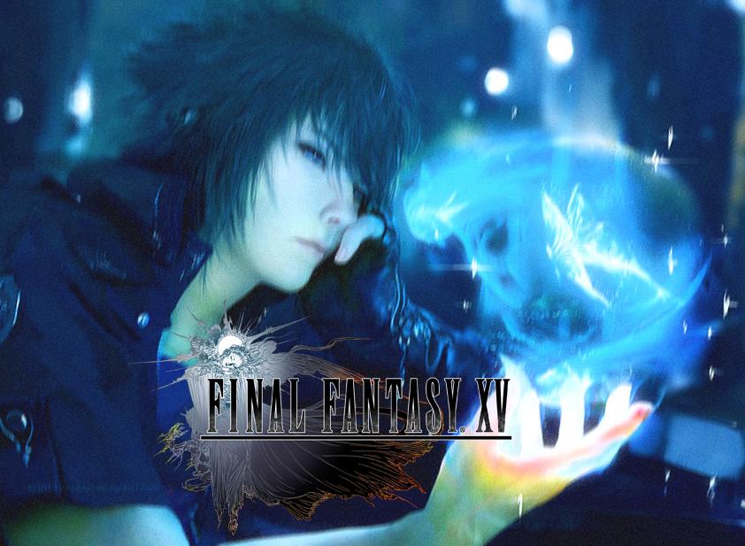 Final Fantasy Xv Wallpaper: Final Fantasy XV Wallpaper