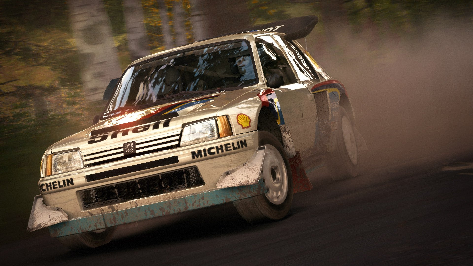 DiRT Rally Wallpaper in 1920x1080 1920x1080