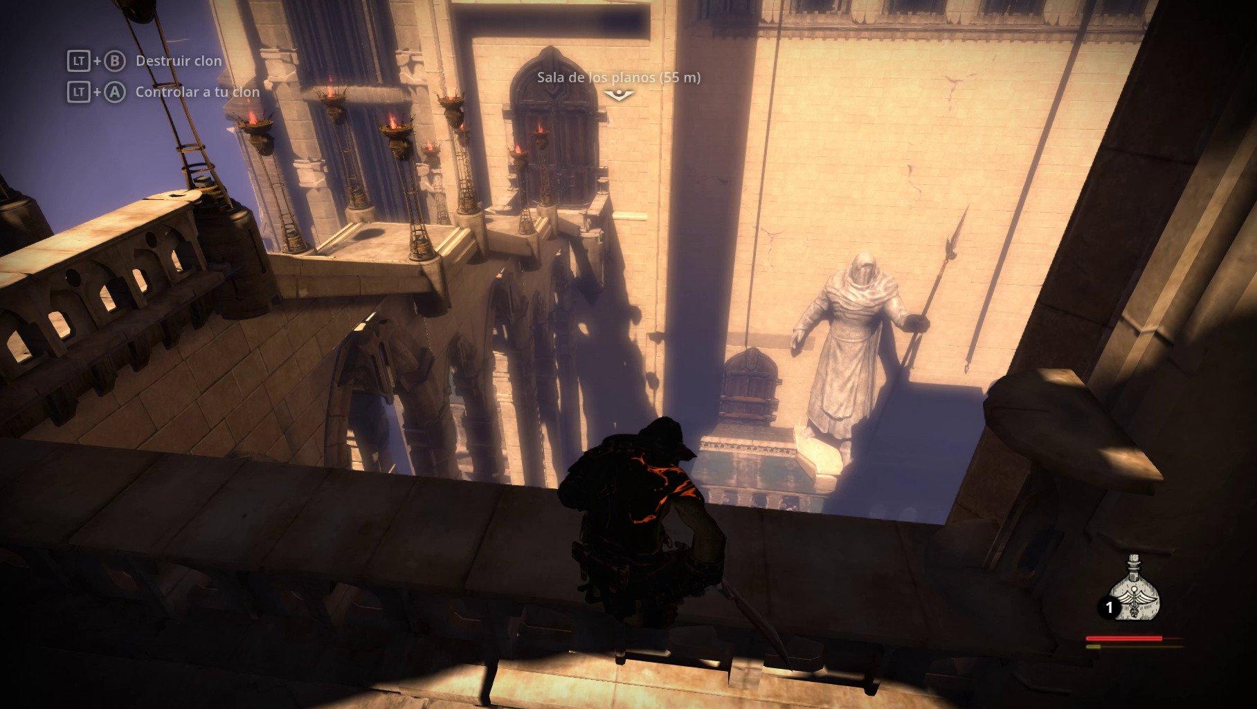 Styx Master of Shadows   Imgenes juego PC   3DJuegos 1816x1025