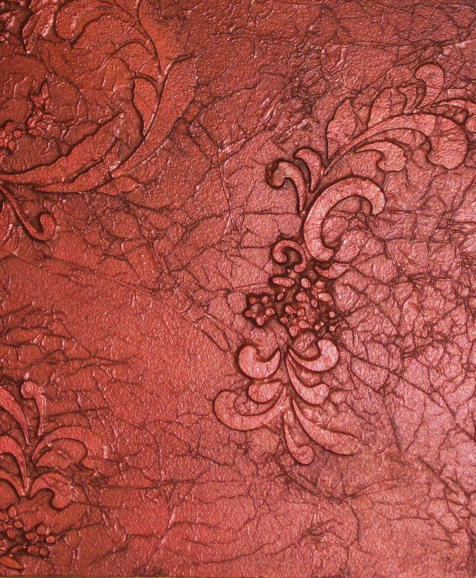 Here is another tissue paper sample done with a copper glaze 1620x1968