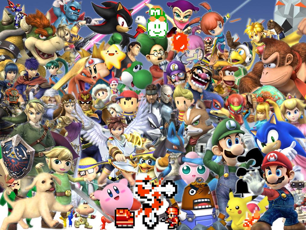 Free Download Fuentes De Informacin Super Smash Bros Brawl